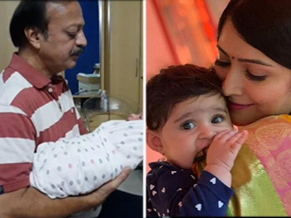 Radhika Pandit & Yash's Baby Daughter Ayra Only Falls Asleep