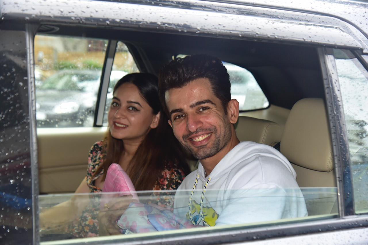 Jay Bhanushali & Mahhi Vij REVEAL Their Daughter's Name To Be Tara Jay Bhanushali In The CUTEST Way