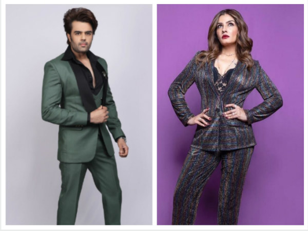 Nach Baliye 9 Shooting Gets STALLED For An Hour Because Of Raveena Tandon & Maniesh Paul's FIGHT?