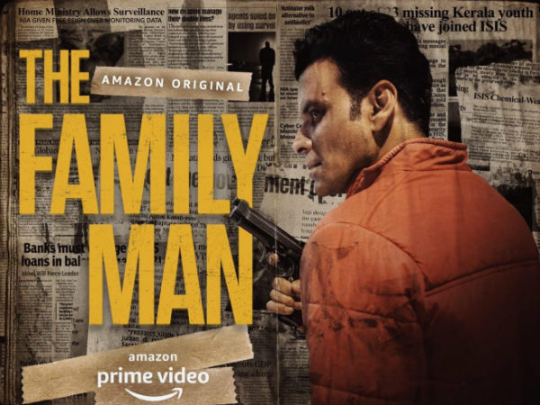 Meet The Middle-class Guy & World-class Spy, Manoj Bajpayee In The Family Man!