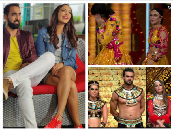 Nach Baliye 9: Pooja Banerjee Injured; Shantanu In Tears After A Heated Argument With Raveena