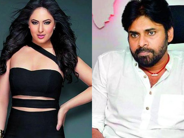 Nikesha Patel Gets Trolled For Her Tweet About Pawan Kalyan, Takes A Break From Social Media