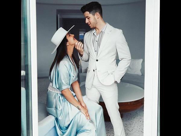 Priyanka Chopra Shares Romantic Video on Nick Jonas's Birthday