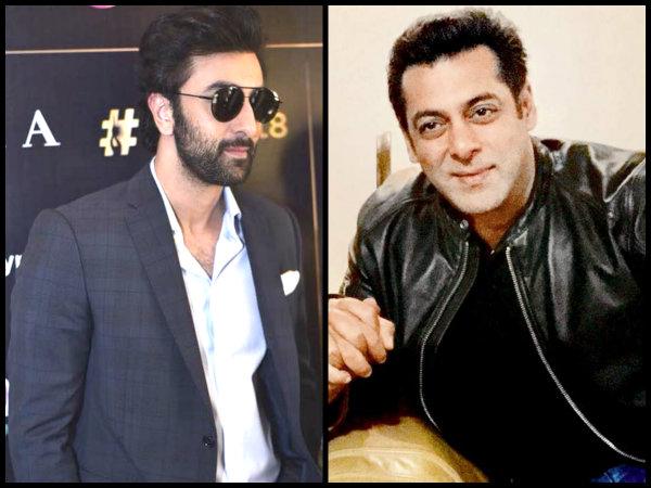 Salman Khan Is Extremely Upset With Ranbir Kapoor
