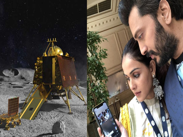 Vikram Lander: Bollywood Celebrities Express Support To Indias Space Mission
