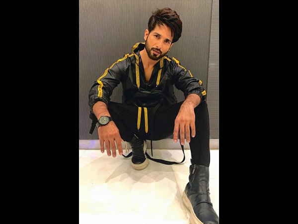 Shahid Kapoor Is Elated With Film's Smashing Success
