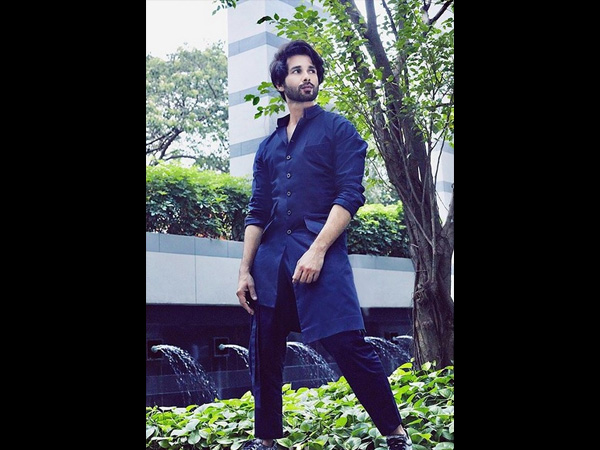 Did Shahid Take A Dig At Some Actors Who Slammed Kabir Singh?