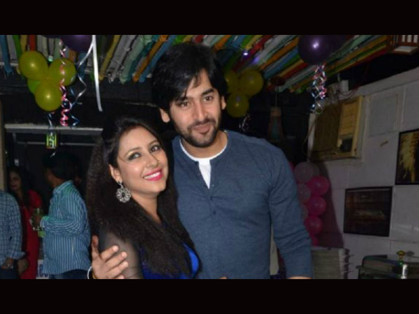 Shashank Used To Envy Pratyusha