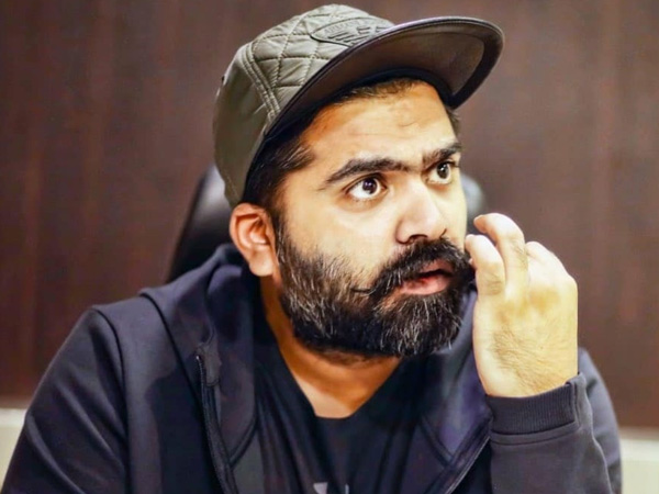 When Simbu Broke Down In Tears After Watching A Blockbuster Movie