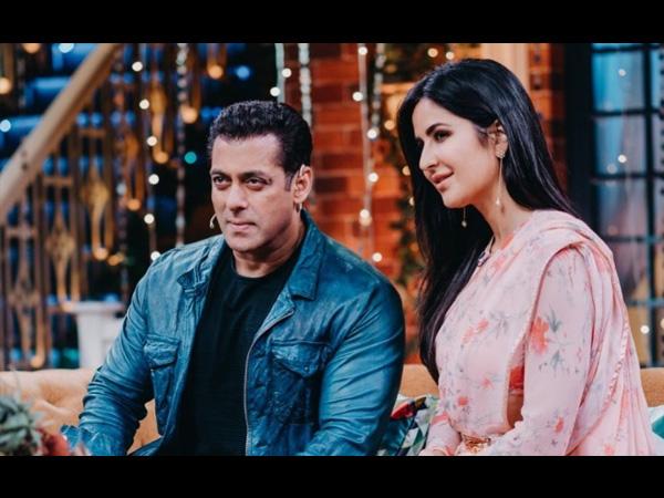 Katrina Kaif Dating Salman Khan Again? Actress Reacts To Their Link-up Rumours!