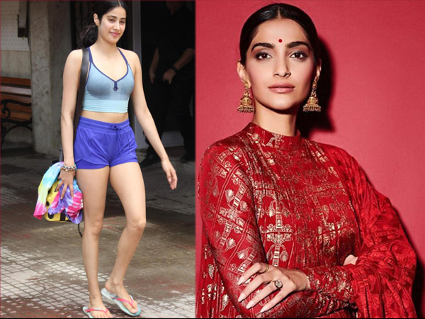 Katrina Kaif's Shocking Comment On Janhvi's 'Shorts': Sonam Kapoor Refuses To Play Blame Game!
