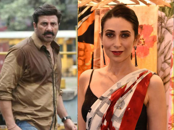 Karisma Kapoor, Sunny Deol Face Charges For Pulling Chain In Train During Shooting