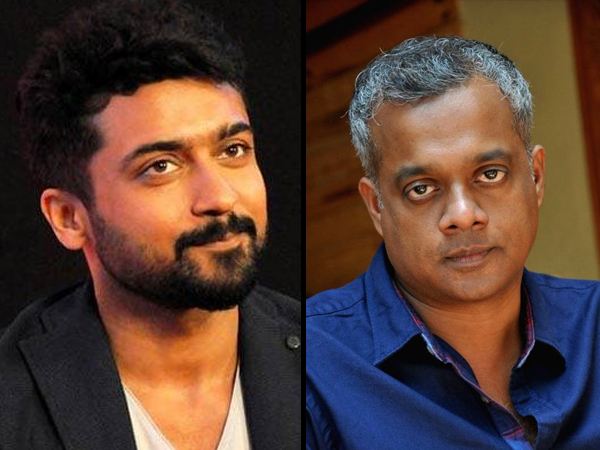 Suriya Has Not Given The Nod For Gautham Menon's Movie Yet?