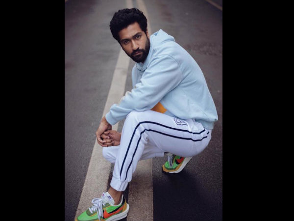 Vicky Kaushal Opens Up On Having Insecurities