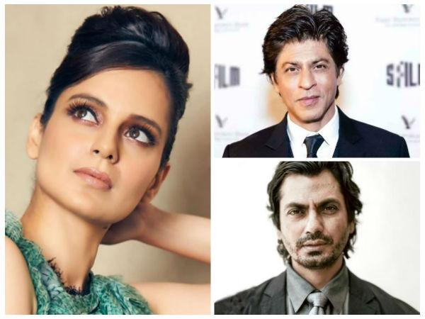 MOST READ: After Kangana Ranaut Supports Cauvery Calling, Shah Rukh Khan & Nawazuddin Siddiqui FOLLOW SUIT!
