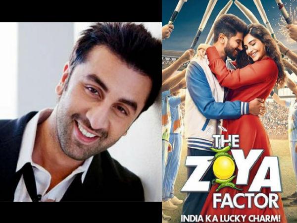 Ranbir Kapoor REVEALS His Lucky Charm Ahead Of The Zoya Factor's Release!