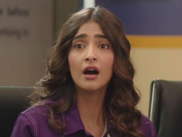 Sonam Kapoor: Although The Zoya Factor Is About Luck, Everything Went Wrong While Shooting It!