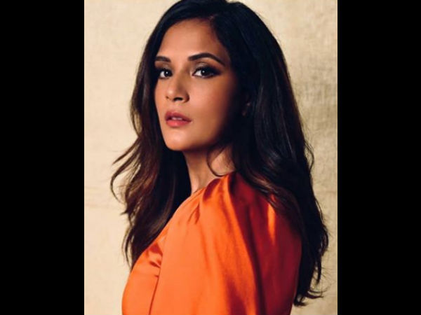 Richa Chadha Asks Why Male Actors Don't Get Questioned By Media If Their Films Are Jingoistic