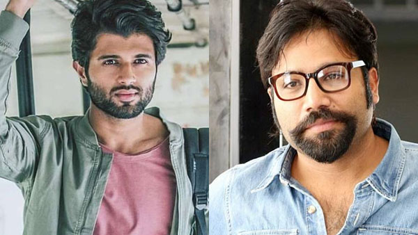 Vijay Deverakonda Approaches Sandeep Vanga For Inputs On World Famous Lover? Here Is What We Know