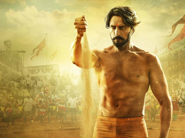 Sudeep's Pailwaan Full Movie Leaked Online By Tamilrockers To Download On First Day Of Release