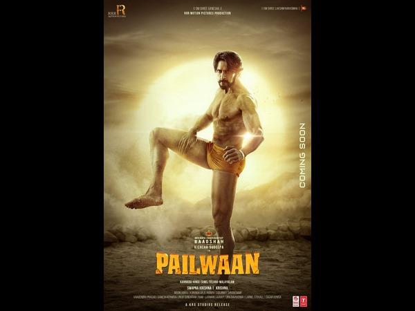 Pailwaan Team Seeks Legal Help Following Online Leak; Aren't Enjoying The Moment Because Of Piracy