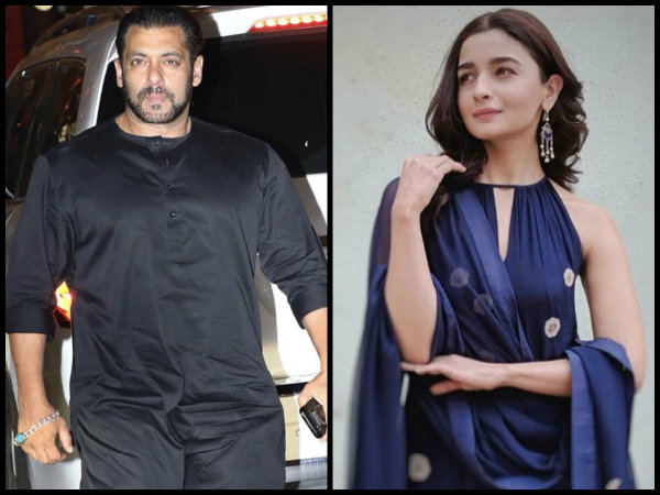 WHAT? Salman Khan's LIP-LOCK Scenes With Alia Bhatt Lead To Indifference Between Bhansali And Him?