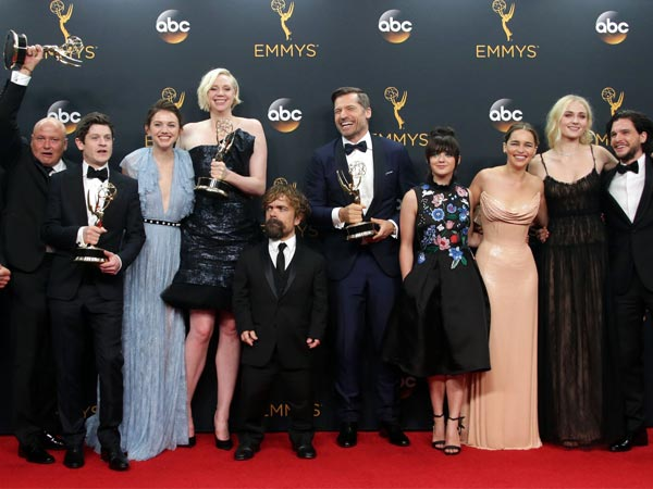 Game Of Thrones Wins Big At Creative Arts Emmy Awards