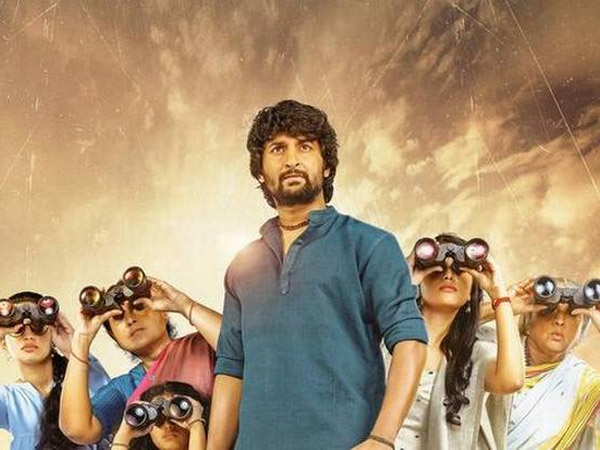 Gang Leader Worldwide Box Office Collections (Day 1): Nani's Movie Opens On A Good Note