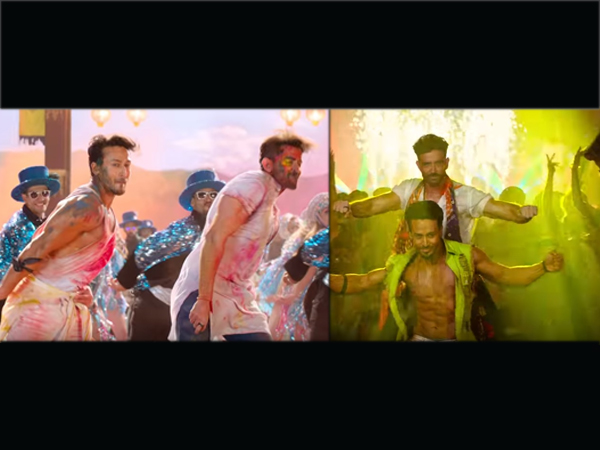 Jai Jai Shivshankar Song: Hrithik Roshan & Tiger Shroff's Dance Moves Will Make Your Jaws Drop!