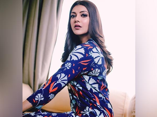 Kajal Aggarwal Is Elegance Personified In These Stunning Clicks