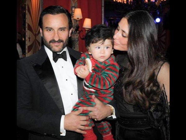 An Evening In Saif-Kareena's Life
