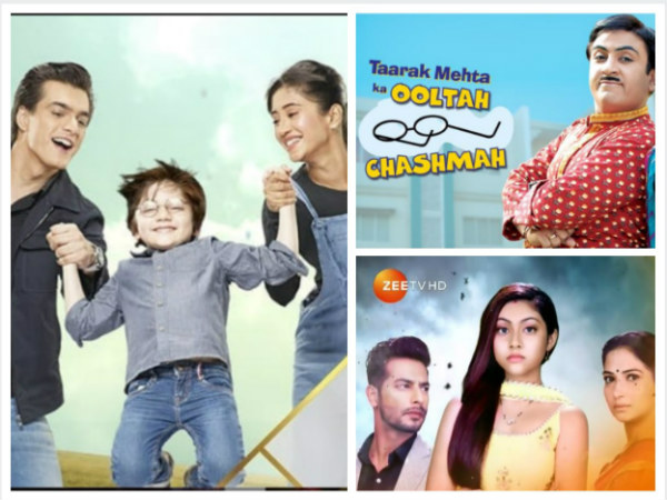 Latest TRP Ratings: Taarak Mehta Ka Ooltah Chashmah Witnesses Major Drop;Tujhse Hai Raabta Re-enters