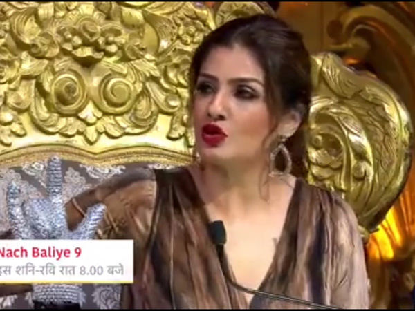 Nach Baliye 9: HIGH DRAMA! After Ahmed Khan, Raveena Tandon Lashes Out At Urvashi Dholakia