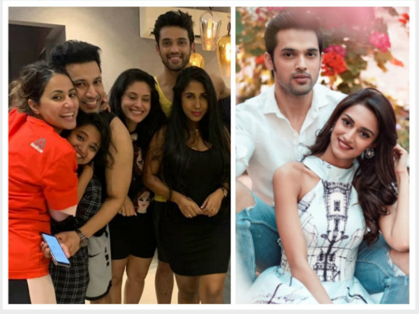 What? Parth Samthaan Did NOT Invite Erica Fernandes To His Housewarming Party!