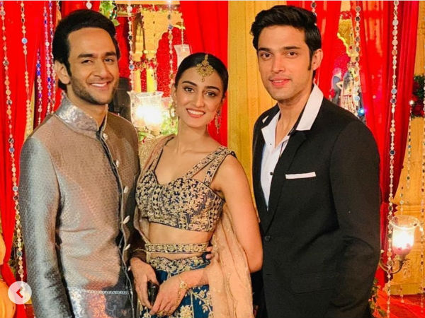 Shocking! Did Parth Samthaan Spread The Rumour Of Erica Fernandes & Vikas Gupta's Affair?