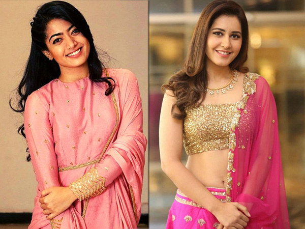 Raashi Khanna To Lock Lips With Vijay Deverakonda: Is She Aping Rashmika Mandanna?