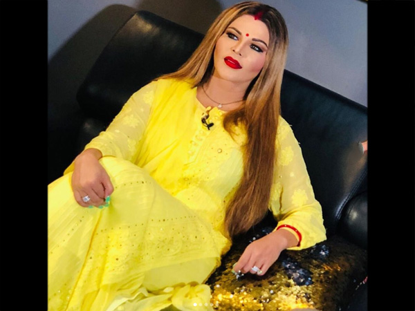 NEW DRAMA? Rakhi Sawant Calls Her Husband Ritesh 'Dil Ka Tukda'; To Introduce Him In Bigg Boss 13!