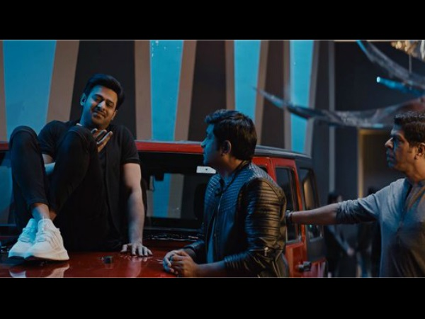 Saaho Impresses At The Box Office