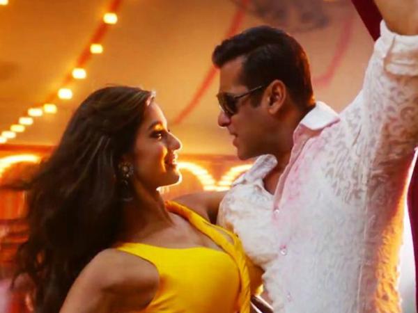 WAIT, WHAT! Disha Patani Calls Salman Khan 'A Santa Claus Sitting On Sets'; Read To Know Why