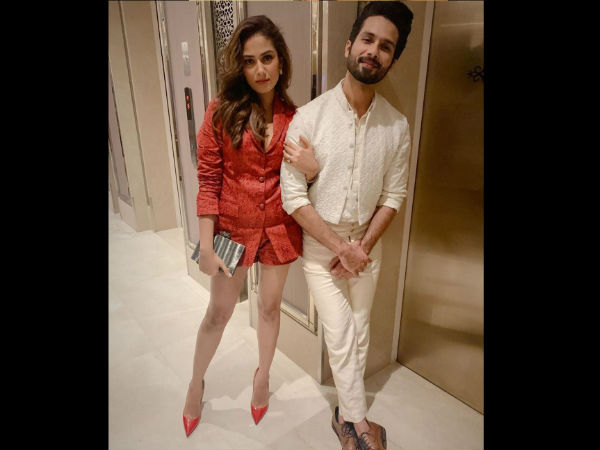 Did Shahid Kapoor's Wife Mira Rajput Stir Up A Controversy? Netizens Call Out Her Double Standards