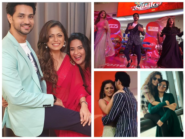 All Thanks To Indonesia Fans! Silsila Badalte Rishton Ka's Drashti Dhami, Shakti & Aditi Reunite