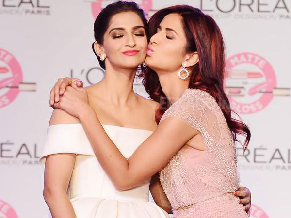 Is Their Bad Blood Between Sonam & Katrina?