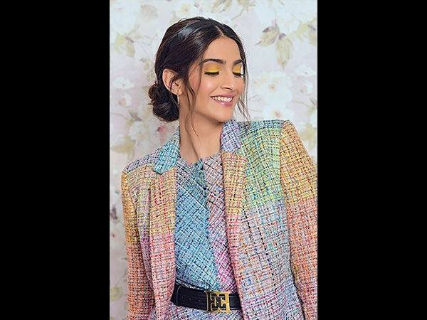 Sonam Kapoor Has A Strong Reaction
