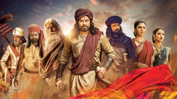 Sye Raa: Noted Critic Slams Chiranjeevi's Movie, Says It Does Not Mean Serious Business