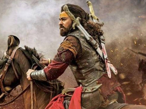 Celebs are in awe of Sye Raa Narasimha Reddy trailer