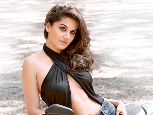Taapsee Pannu Shops In Foreign Countries To Get 'Me Time'