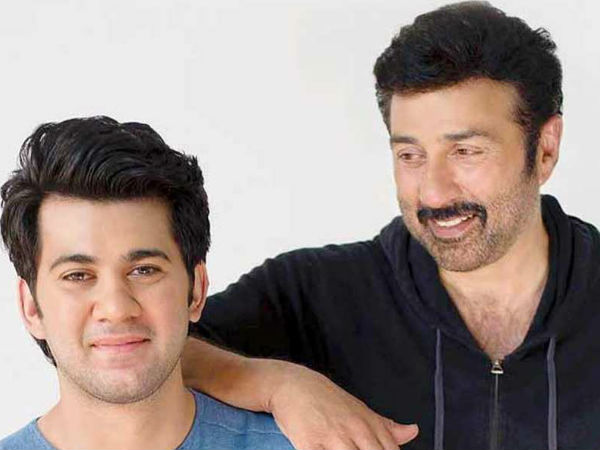 Sunny Deol On His Son Karan's Decision To Be An Actor