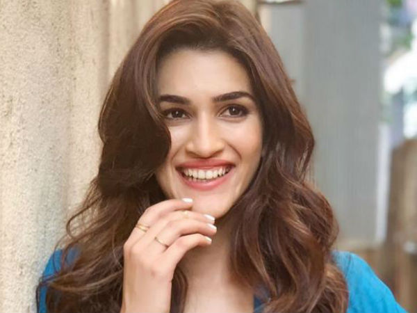 Kriti Sanon Is Excited About Her First Female-Centric Film Mimi; Says She's Ready To Push Boundaries