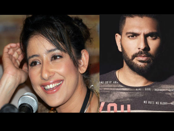 Manisha Koirala Opens Up On Yuvraj Singh Being An Inspiration For Her Cancer Struggles