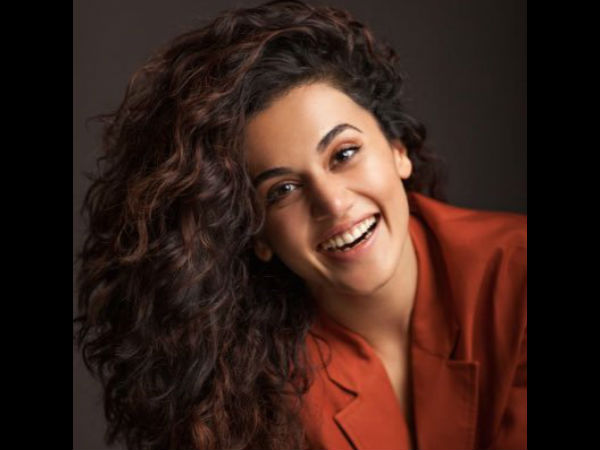 Taapsee Admits To Being In A Relationship!